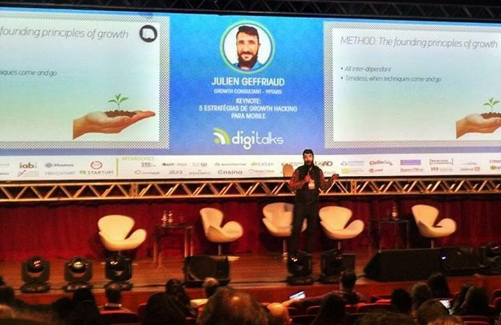 Speaking at Digitalks Sao Paulo 2016